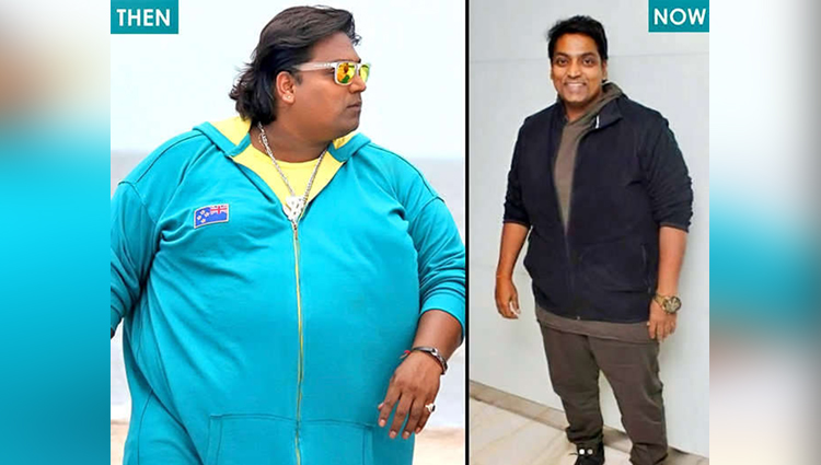 ganesh acharya weight loss sensation