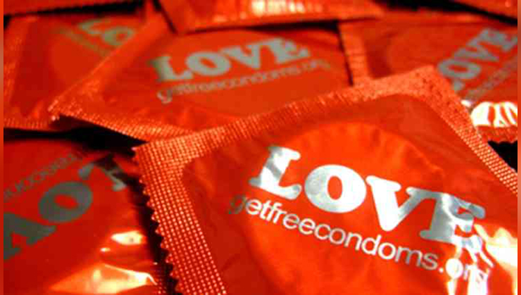 love condoms AIDS Healthcare Foundation