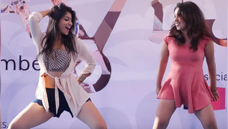 GOA GIRLS hot dance video