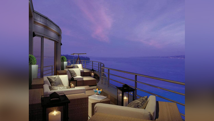 Top 5 most expensive hotel suites