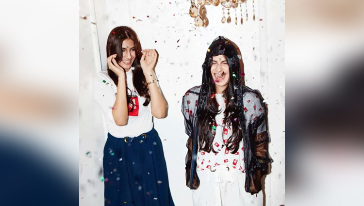 This Fashionista Sibling Are Giving Serious Fashion Goals To Film Town