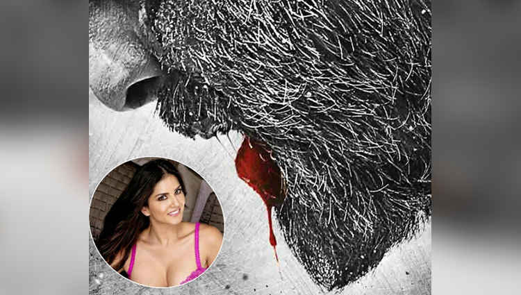 sunny leone item song in sanjay dutts bhoomi