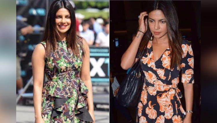 When Priyanka Chopra Rocked In These 5 Floral Dresses