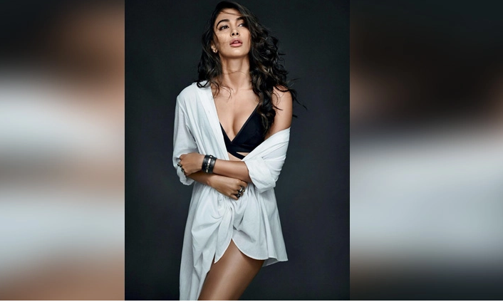 Pooja Hegde Crosses The Barrier Of Boldness With Maxim Magazine's Photoshoot