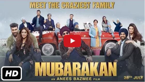 Mubarakan Trailer 2