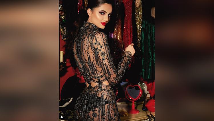 mahlagha jaberi sexy and bold photos
