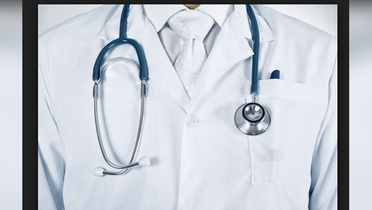octors wear white coat