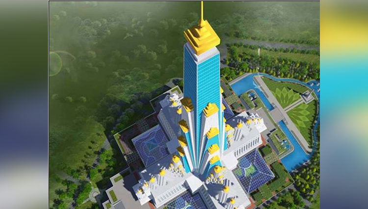 ISKCON to build worlds tallest temple at Mathura