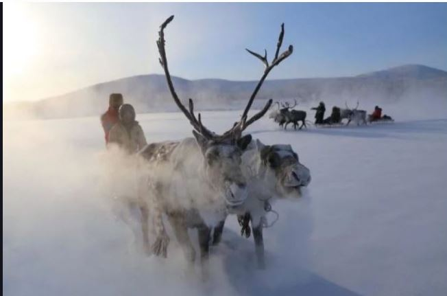 coldest cities in the world Oymyakon