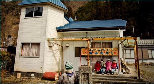 Nagoro A Creepy Japanese Village Where Dolls Replace people