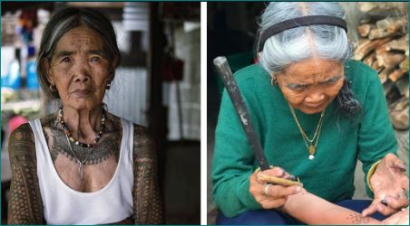 Meet Whang Od the Oldest Tattoo Artist in the Philippines