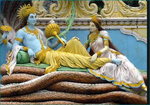 What is Chaturmaas Why does Lord Vishnu sleep for 4 months