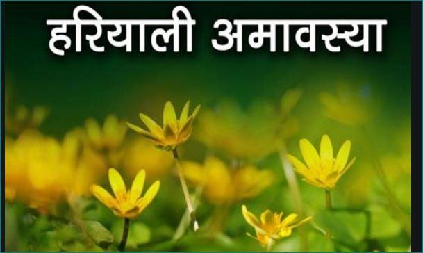 Hariyali Amavasya 2020 why hariyali amavasya celebrated