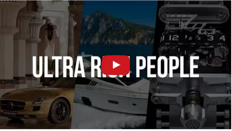 How Ultra Rich People Use The Internet