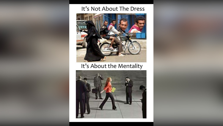its all about mentality viral video