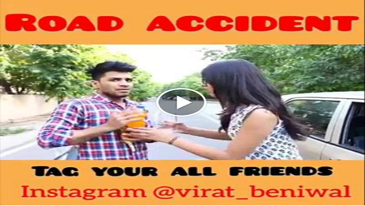 what the difference between girl or boys road accident