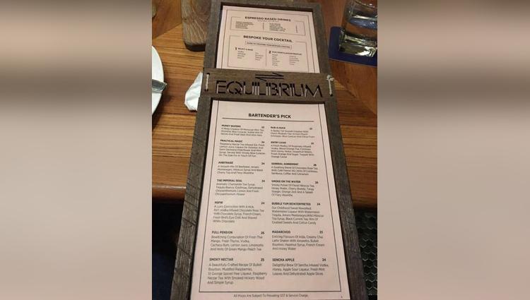 this singaporean bar serves an indian drink