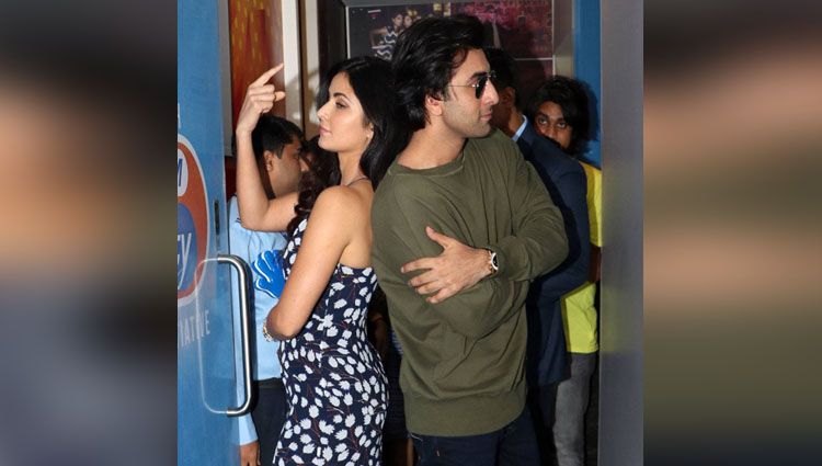 Photos: Ranbir and Katrina's close look after the breakup ...