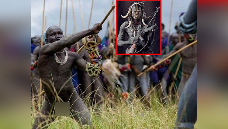 worlds most dangerous mursi tribes