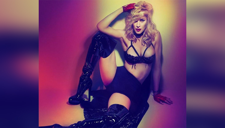 Madonna hot and bold pictures