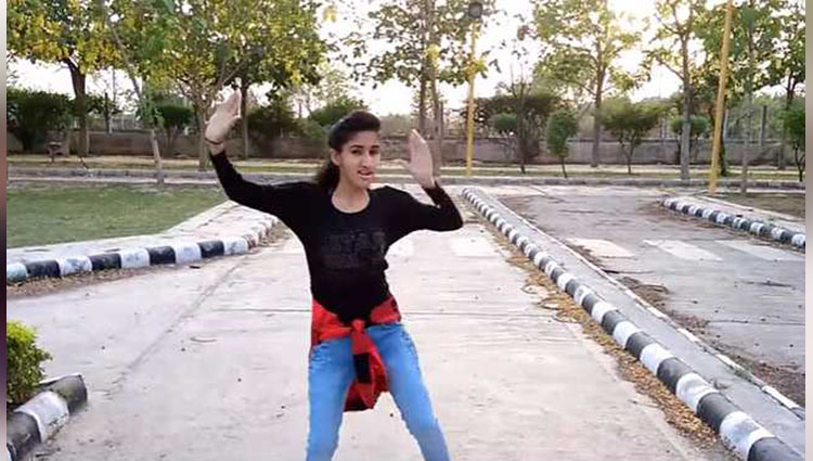 Mercy Me Badshah feat Lauren Gottlieb Dance By Muskan Kalra