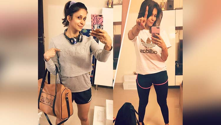 8 TV Stars Sweating Out In Style And We Are Just Getting Jealous!