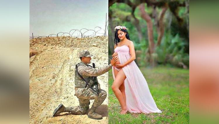 american couple manitery photoshoot