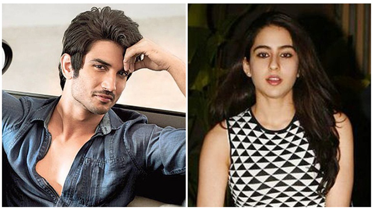 sara ali khan bollywood debut with sushant singh rajput