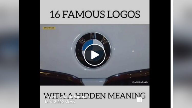16 famous logo with hidden meaning