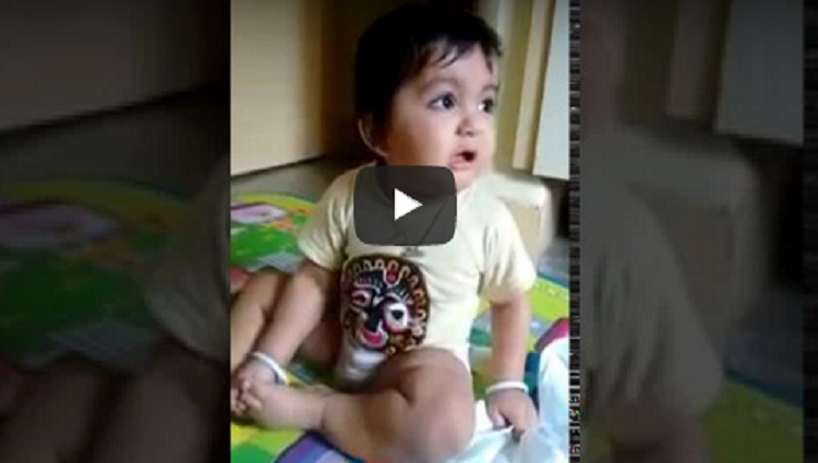 amazing baby video viral