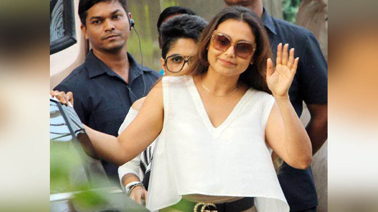 PHOTO: Seeing this OUTFIT of the Rani you will miss the 90s ...