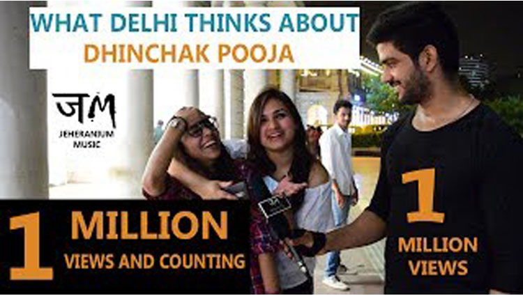 Dhinchak Pooja - Scooter Song Public Reaction Public Hai Ye Sab Janti hai
