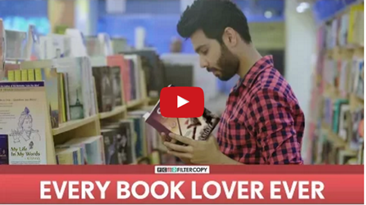 Every Book Lover Ever