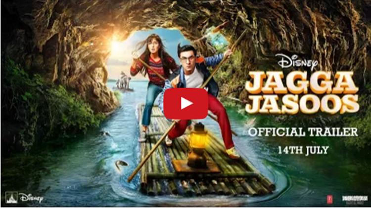 Jagga Jasoos Official Trailer