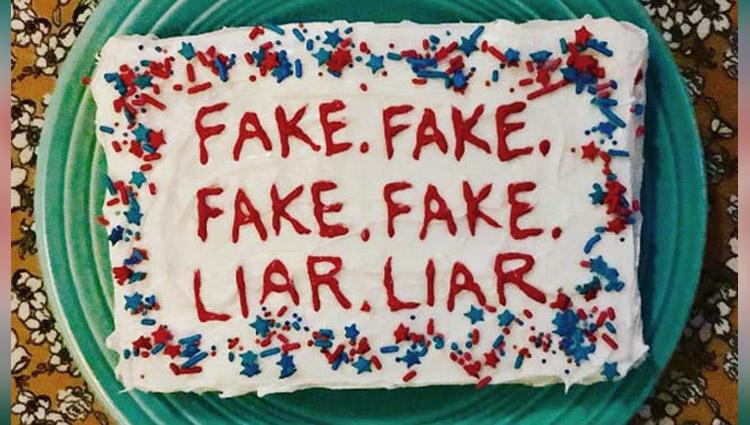 this baker makes internet trolls eat their words literally