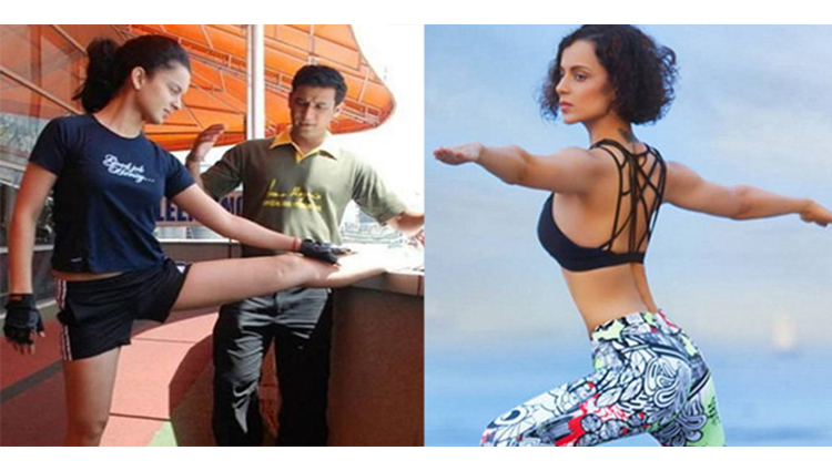 international yoga day Kangana Ranaut Shilpa Shetty Bipasha Basu and others celebrate fitness