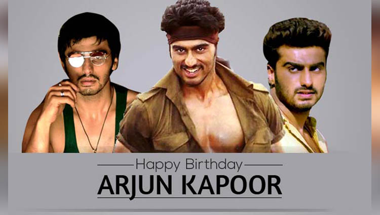 happy birthday arjun kapoor