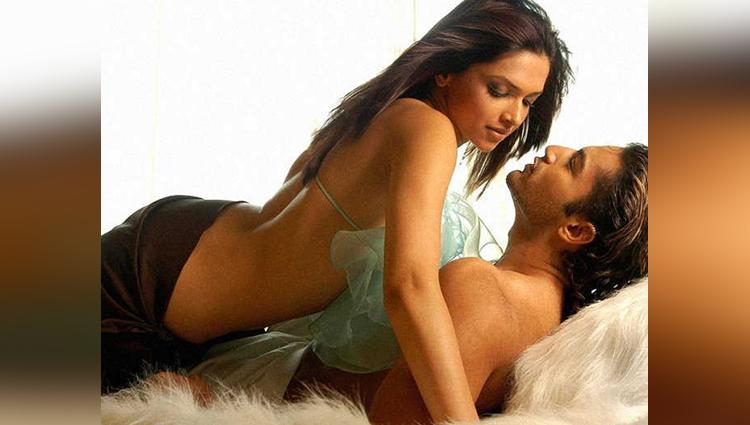 Deepika Padukone Extra Raunchy Photoshoot With Ex Boyfriend Upen Patel