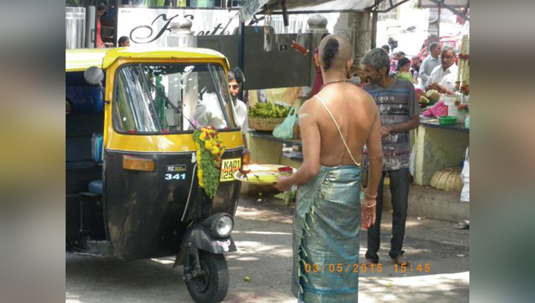 why people worship of new vehicle