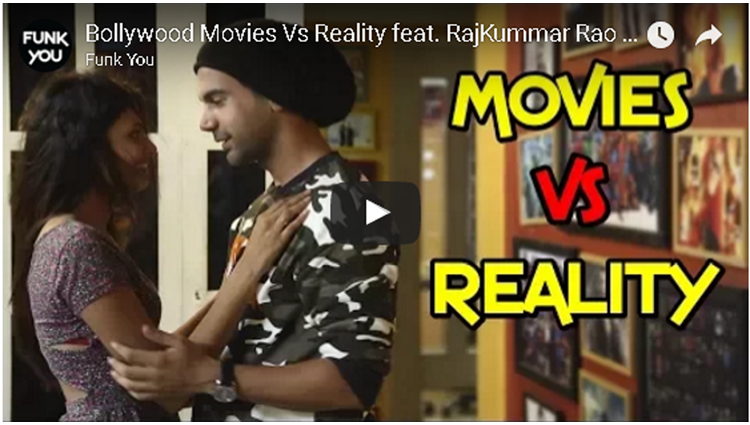 Bollywood Movies Vs Reality feat. RajKummar Rao Funk You