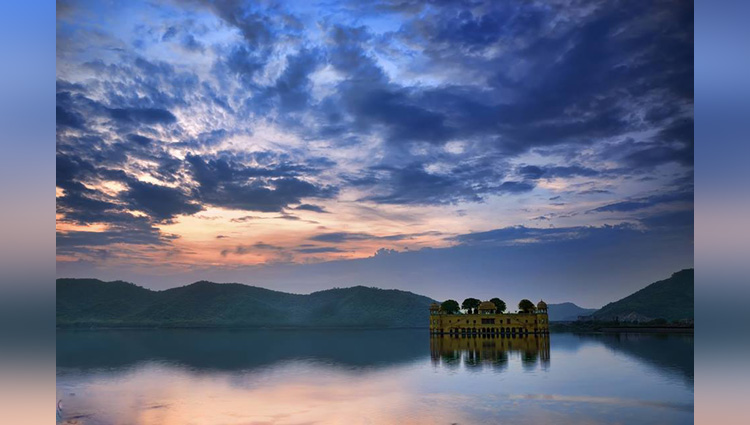 Jal Mahal Jaipur the Water Palace