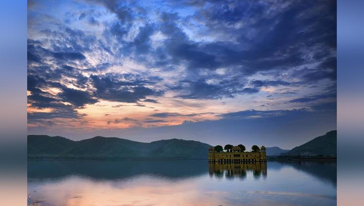 Jal Mahal Jaipur the Water Palace