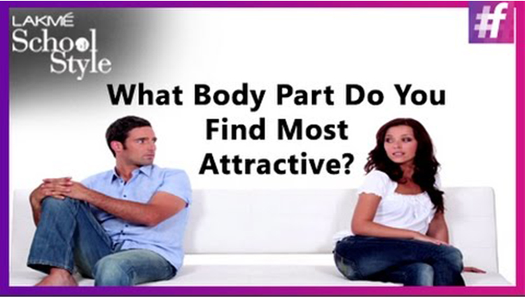 What Body Part Do You Find The Most Attractive