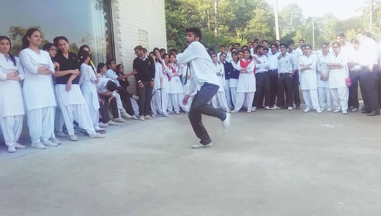 Best Dancer in Dps Jammu