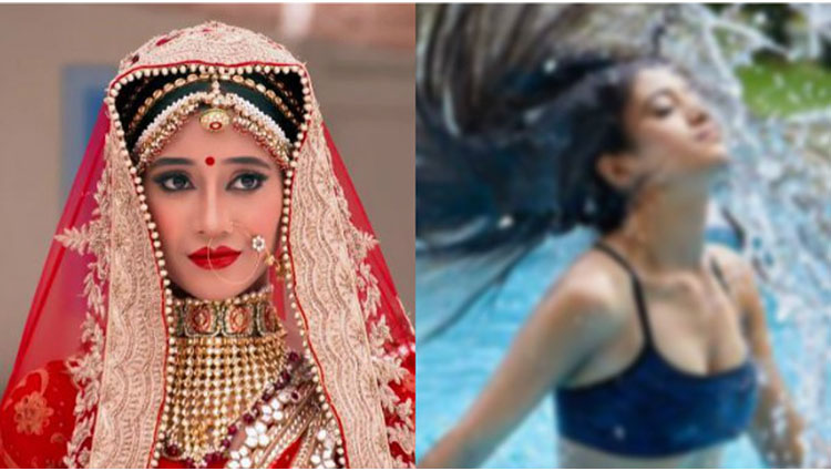 Akshara's Daughter Naira First Glance In Swimsuit, Showing Hot Avatar