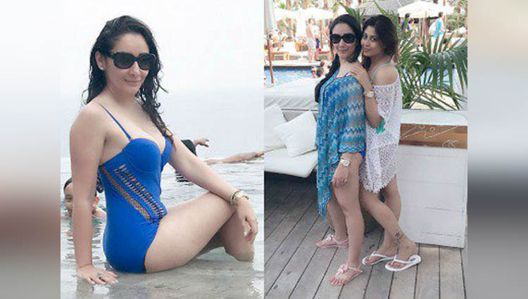 sanjay dutt and manyata went to europe and have great holiday
