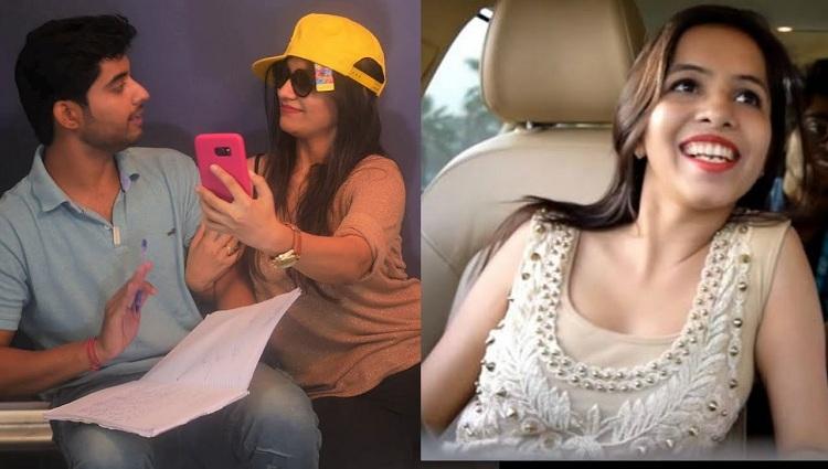 Dhinchak Pooja's Boyfriend On Selfie Maine Leli Aaj
