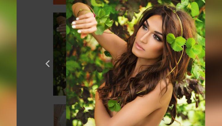 pakistani beauty queen model shanzay hayat hot photos