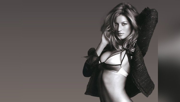 highest paid model Gisele Bündchen