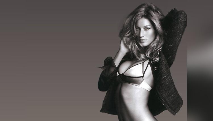 highest paid model Gisele Bündchen